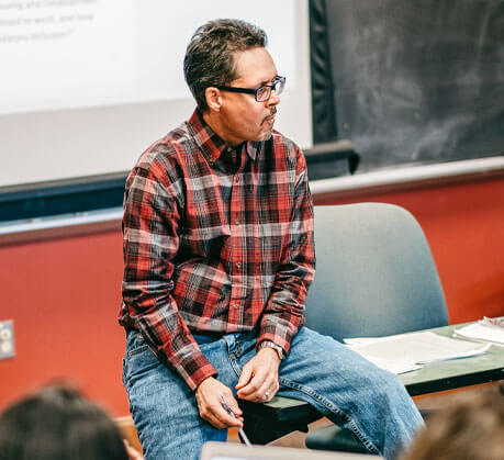 professor at Wittenberg University