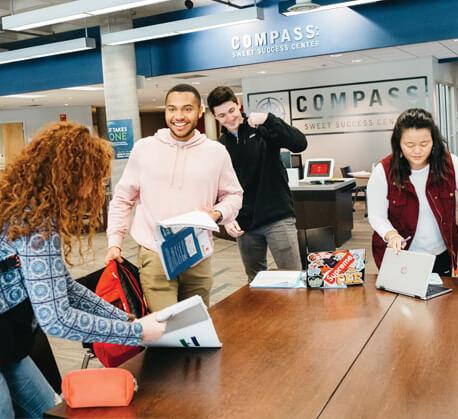 student scholarships at Wittenberg University