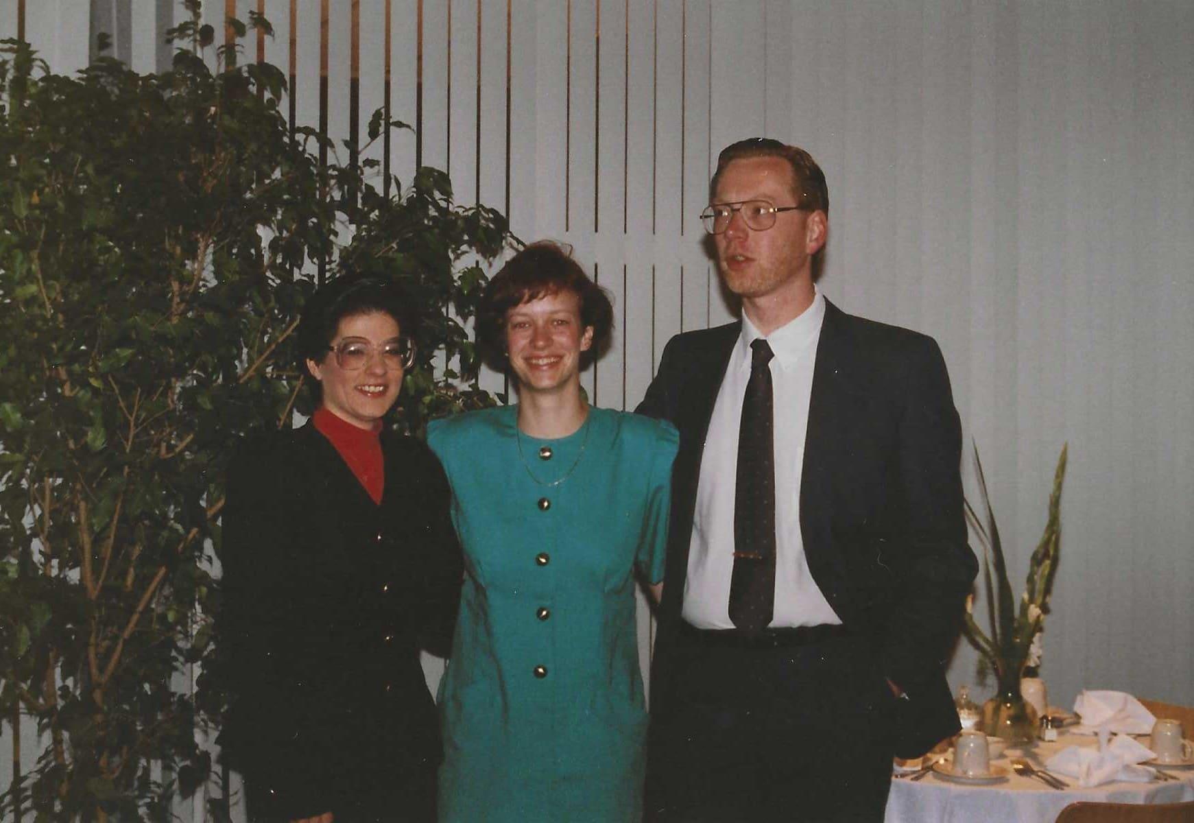 Wittenberg Honors Dinner 1990