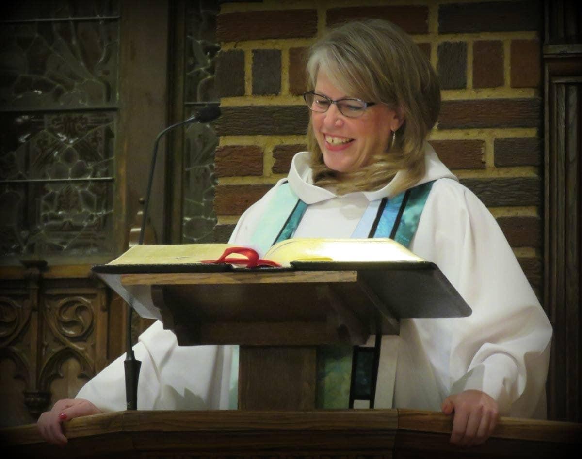 The Rev. Louise Johnson